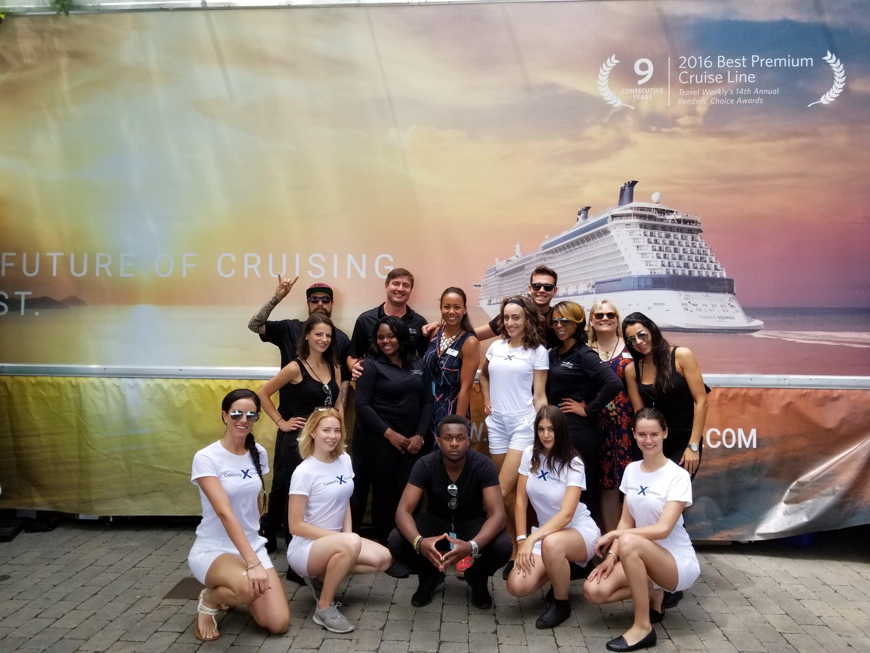 celebrity cruises insite hospitality