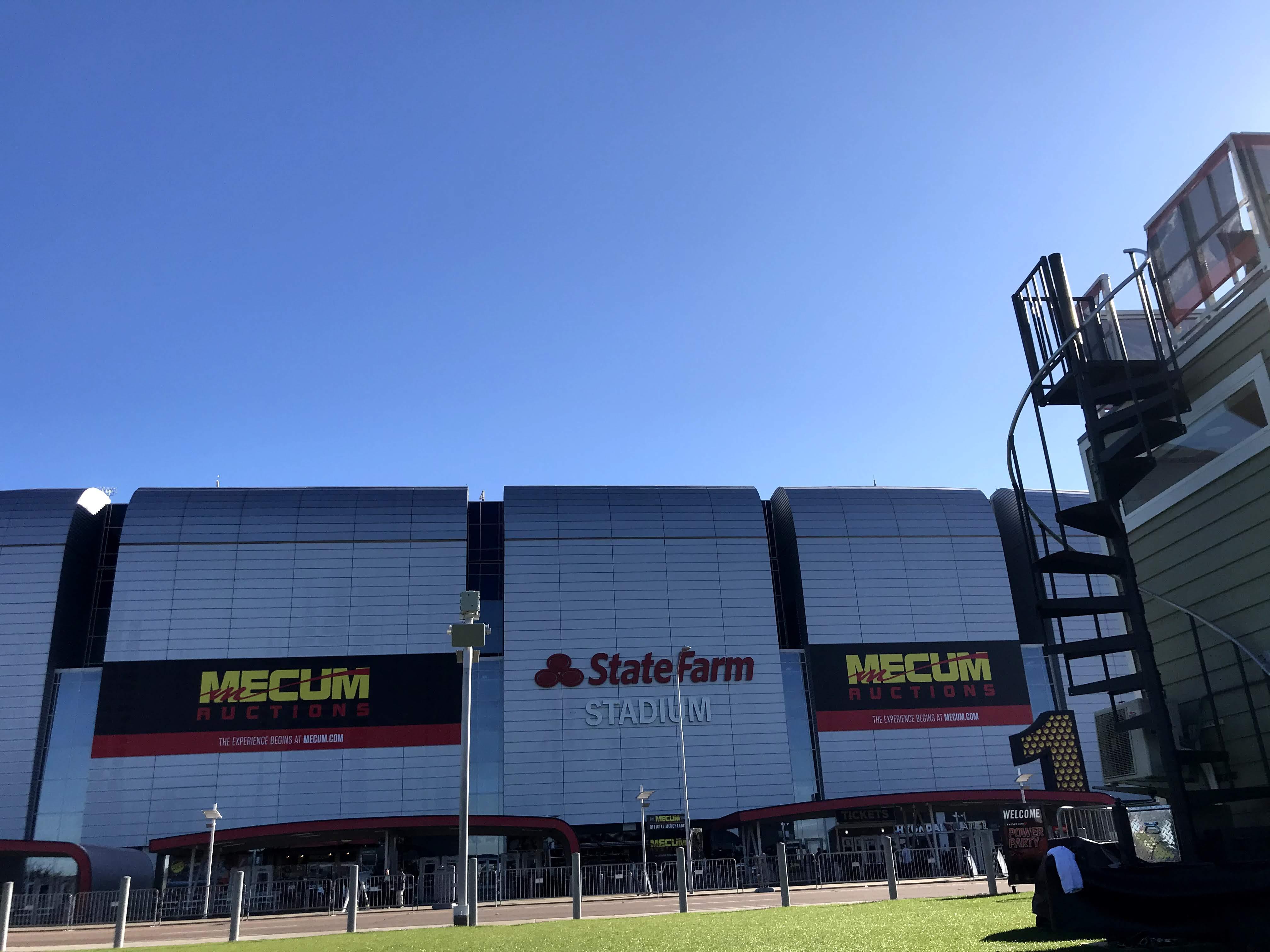 Mecum Sunset Sessions at State Farm Stadium