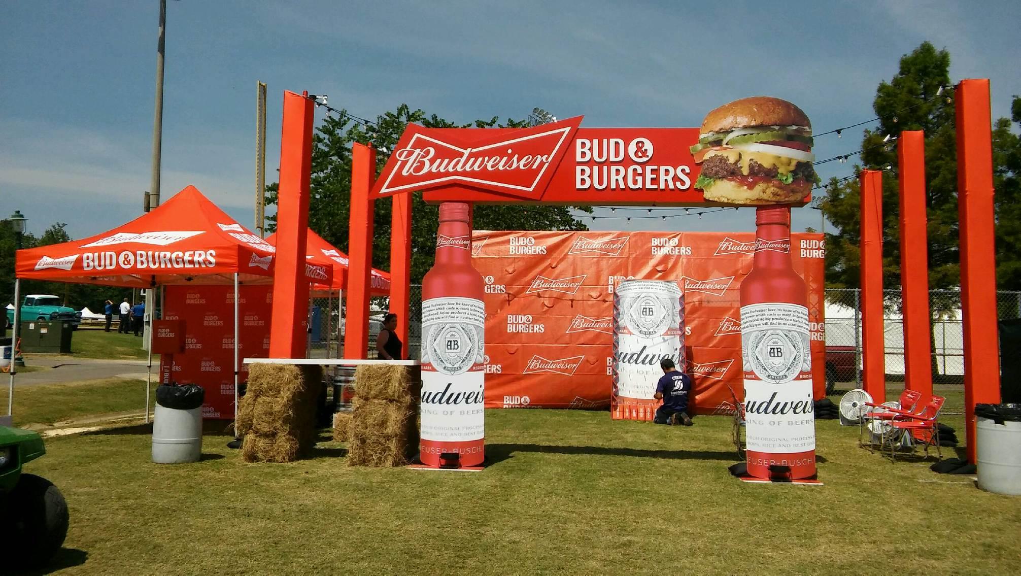 buds & burgers insite hospitality